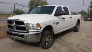 Used 2013 RAM 2500 TRADESMAN CREW CAB L for sale in West Kelowna, BC