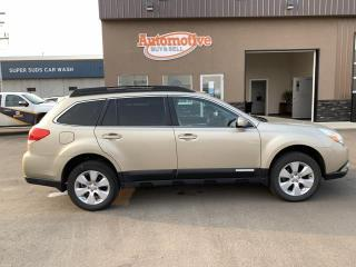 Used 2010 Subaru Outback 2.5I Premium for sale in Stettler, AB