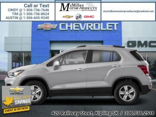 New 2020 Chevrolet Trax LT for sale in Kipling, SK