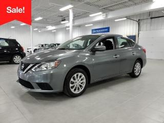 Used 2017 Nissan Sentra SV - CAMERA + TOIT + SIEGES CHAUFFANTS + JAMAIS AC for sale in Saint-Eustache, QC