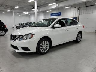 Used 2016 Nissan Sentra SV - CAMERA + TOIT + SIEGES CHAUFFANTS + JAMAIS AC for sale in Saint-Eustache, QC