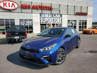 New 2021 Kia Forte GT DCT for sale in Niagara Falls, ON