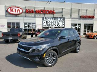 New 2021 Kia Seltos EX AWD - Lane Keep Assist, Sunroof, Sofino Leather for sale in Niagara Falls, ON
