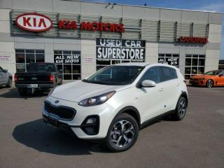 New 2021 Kia Sportage LX AWD - Blind Spot Warning, 17 Dark Alloys for sale in Niagara Falls, ON