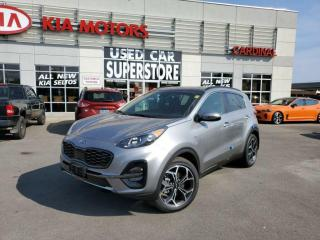 New 2021 Kia Sportage SX AWD for sale in Niagara Falls, ON