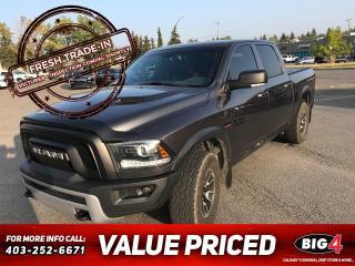 Used 2017 RAM 1500 Rebel for sale in Calgary, AB
