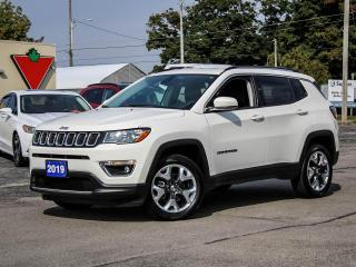 Used 2019 Jeep Compass LIMITED for sale in Simcoe, ON