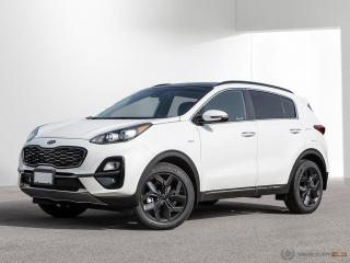 New 2021 Kia Sportage EX S AWD for sale in Kitchener, ON