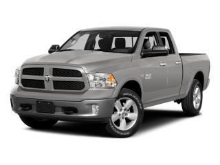 Used 2015 RAM 1500 SLT 4X4 - One Owner, Heated Steering Wheel! for sale in Kingston, ON