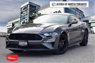Used 2019 Ford Mustang Coupe Ecoboost No Accident| Like New|Back-Up Camer for sale in Thornhill, ON