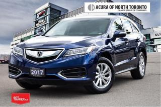 Used 2017 Acura RDX Tech at No Accident| 7Yrs Warranty Inc|Dealer Serv for sale in Thornhill, ON