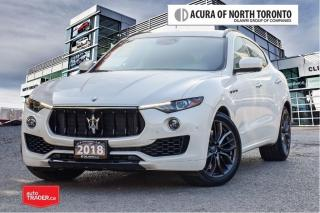 Used 2018 Maserati Levante S GranSport No Accident| Air Suspension| Remote St for sale in Thornhill, ON