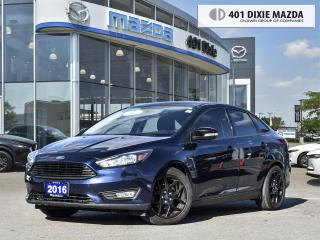 Used 2016 Ford Focus SE |HEATED SEATS|HEATED STEERING|FINANCING AVAILAB for sale in Mississauga, ON