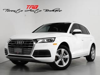 Used 2018 Audi Q5 Q5 I PROGRESSIV I NAVI I PANO I LOCAL VEHICLE for sale in Vaughan, ON