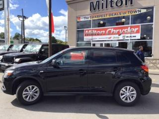 Used 2019 Mitsubishi RVR SE for sale in Milton, ON
