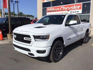 New 2021 RAM 1500 SPORT 4X4 / 22 INCH WHEELS / LEVEL 2 for sale in Milton, ON