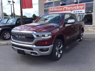 New 2021 RAM 1500 LIMITED CREW 4X4 / 22 INCH WHEELS / LEVEL 1 for sale in Milton, ON