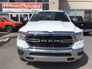 New 2021 RAM 1500 BIG HORN CREW 4X4 / PANO ROOF . NAV for sale in Milton, ON