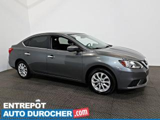 Used 2016 Nissan Sentra SV Automatique - AIR CLIMATISÉ - Caméra de Recul for sale in Laval, QC