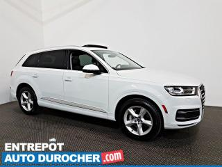 Used 2017 Audi Q7 3.0T Komfort AWD NAVIGATION - A/C - 7 Passagers for sale in Laval, QC