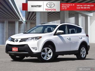 Used 2013 Toyota RAV4 XLE for sale in Whitby, ON