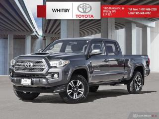 Used 2016 Toyota Tacoma SR5 for sale in Whitby, ON