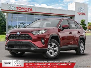 New 2020 Toyota RAV4 Hybrid XLE for sale in Whitby, ON