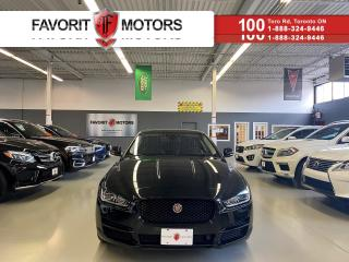 Used 2018 Jaguar XE Prestige 25t AWD NAV MERIDIAN SUNROOF LEATHER +++ for sale in North York, ON