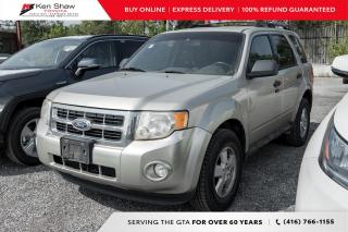 Used 2010 Ford Escape for sale in Toronto, ON