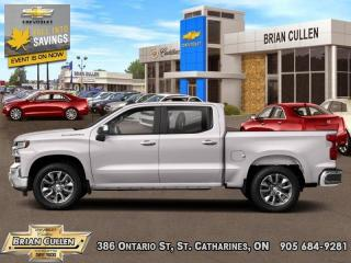 New 2020 Chevrolet Silverado 1500 RST for sale in St Catharines, ON