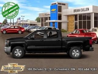 Used 2017 Chevrolet Silverado 1500 LT for sale in St Catharines, ON