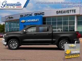 New 2020 Chevrolet Silverado 1500 Custom Trail Boss for sale in Bracebridge, ON