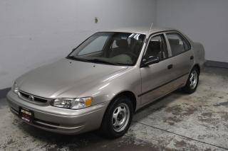 Used 1998 Toyota Corolla LE for sale in Kitchener, ON