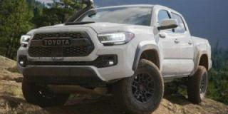 Used 2020 Toyota Tacoma 4x4 Double Cab Auto for sale in North Bay, ON