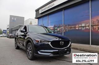 Used 2017 Mazda CX-5 GT- Fully Loaded, Certified Pre Owned! for sale in Vancouver, BC