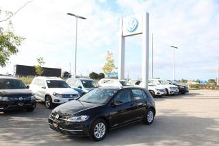 Used 2018 Volkswagen Golf 1.8L TSI Trendline+ for sale in Whitby, ON
