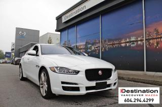Used 2017 Jaguar XE $26,298!! Weekend SALE ONLY! for sale in Vancouver, BC