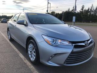 Used 2017 Toyota Camry LE for sale in Charlottetown, PE