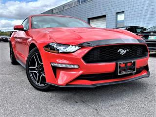 Used 2019 Ford Mustang ECO BOOST|REAR VIEW|BACKUP SENSORS|NAVI|HEATED  SEATS! for sale in Brampton, ON