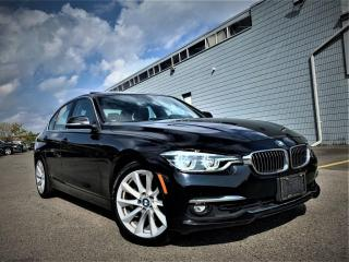 Used 2016 BMW 3 Series 328i XDrive| AWD| SUNROOF|HEATED MEMORY SEATS! for sale in Brampton, ON