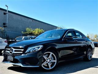 Used 2016 Mercedes-Benz C-Class C 300|4MATIC|PANORAMIC|BIRD EYE VIEW| MEMORY SEATS|NAVI for sale in Brampton, ON