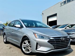 Used 2020 Hyundai Elantra |SUNROOF|HEATED SEATS|LANE ASSIST|BLIND SPOTS|APPLE CARPLAY! for sale in Brampton, ON