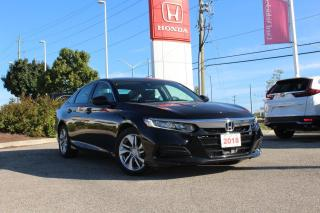 Used 2018 Honda Accord Sedan LX for sale in Waterloo, ON