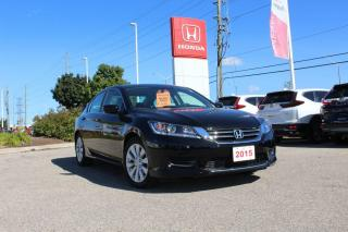 Used 2015 Honda Accord Sedan LX for sale in Waterloo, ON