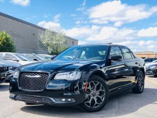 Used 2018 Chrysler 300 S|AWD|PANORAMIC|HEATED SEATS|NAVIGATION|PARKING SENSORS! for sale in Brampton, ON