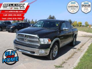Used 2010 Dodge Ram 1500 Laramie - Heated Seats for sale in Selkirk, MB