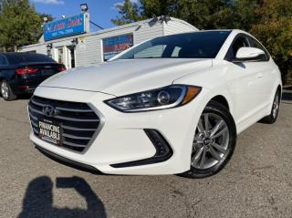 Used 2018 Hyundai Elantra SEL/Value Edition/Limited ACCIDENT FREE One owner BLIND SPOT for sale in Brampton, ON