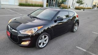 Used 2013 Hyundai Veloster 3DR CPE for sale in Mississauga, ON