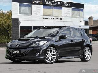 Used 2010 Mazda MAZDASPEED3 MAZDASPEED3 HB Technology *Navi, Heated Seats, Accident Free for sale in Scarborough, ON