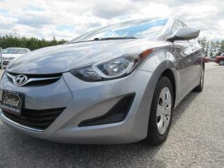 Used 2015 Hyundai Elantra 4dr/ACCIDENT FREE for sale in Newmarket, ON